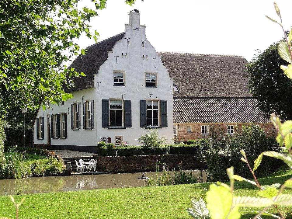 Geschiedenis Beuningen - Rijksmonument Brouwers Hofstad te Winssen