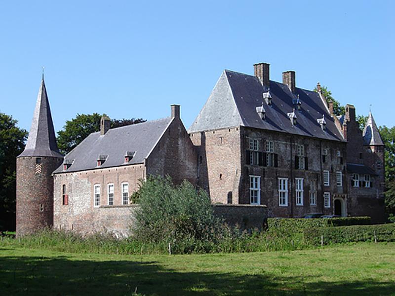 kasteel hernen