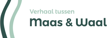 Verhaal Tussen Maas en Waal Logo